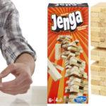 Juego de mesa Jenga Classic de Hasbro Gaming (A2120EU4) barato en Amazon