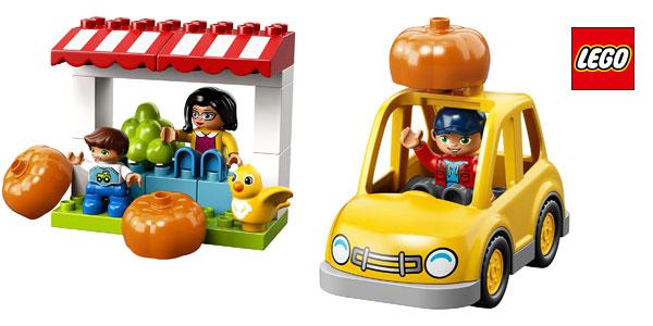 LEGO DUPLO Farmer's Market Town (10867) chollo en Amazon