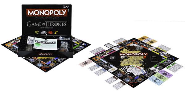 Monopoly Edición Coleccionista Juego de Tronos (Eleven Force 82905) barato en Amazon