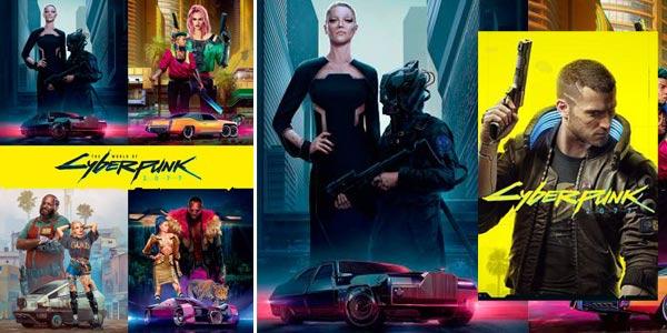 Libro de arte The World of Cyberpunk 2077 barato en Amazon