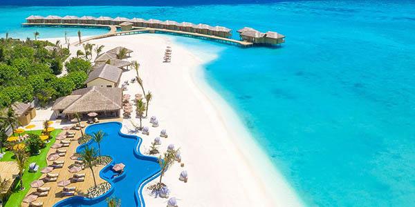 Maldivas vacaciones luna de miel parejas chollo Voyage Privé