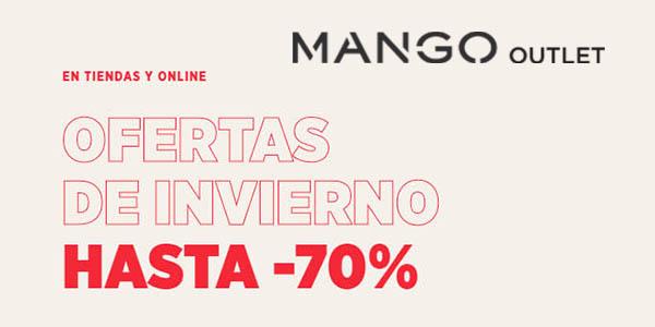 Mango outlet rebajas de invierno 2020