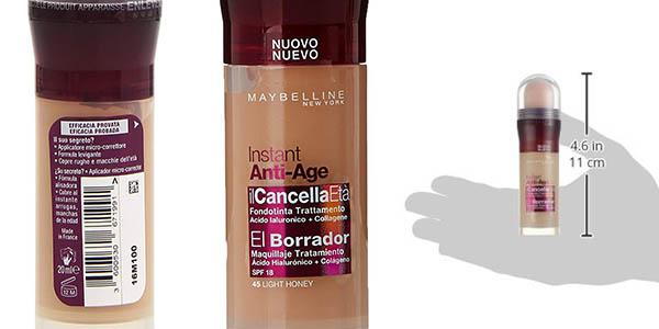 maquillaje Maybelline El borrador oferta