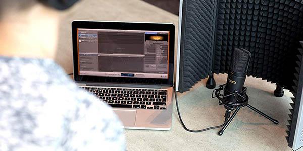 Micrófono USB Marantz Professional MPM-2000U en Amazon
