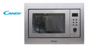 Microondas integrable Candy MIC211EX de 800 W con grill y 21 L barato en Amazon