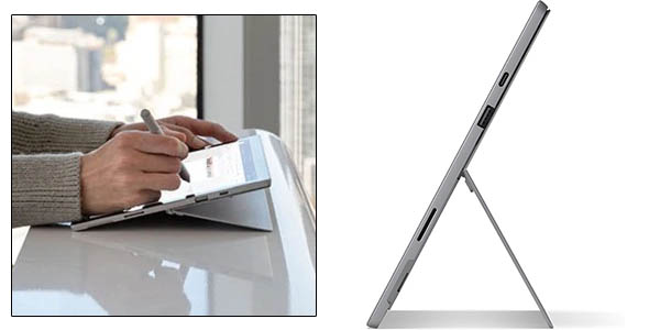 "Microsoft Surface Pro 7 de 12,3"" en Amazon"