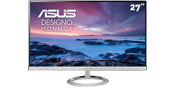 "Monitor ASUS Designo MX279HE de 27"" Full HD"