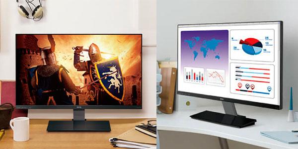 "Monitor BenQ GW2470HL Full HD de 23"" barato"