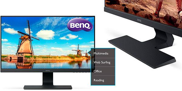 "Monitor gaming BenQ GL2580HM Full HD de 24,5"" barato"