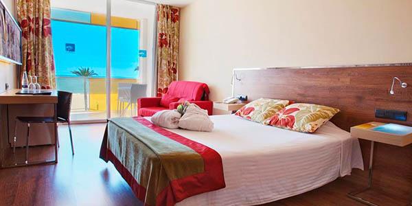 Nuba Hotel Comarruga 4 estrellas alojamiento en la Costa Daurada barato