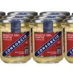 PAck x12 tarros Bonito del Norte en aceite de oliva Consorcio a buen precio en Amazon