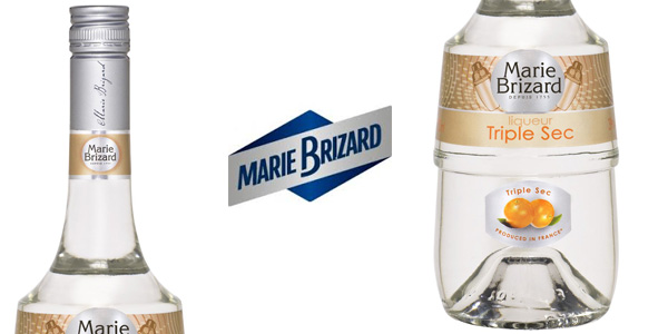 Pack x3 botellas Marie Brizard Triple Sec de 700 ml chollo en Amazon