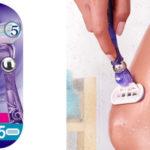 Pack Gillette Venus Swirl FlexiBall Maquinilla para mujer + 5 recambios barato en Amazon
