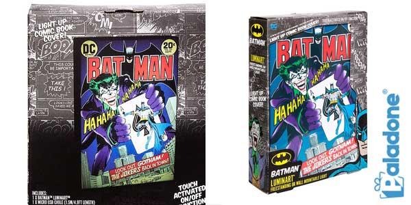 Panel Luminoso Batman de Paladone barato en Amazon