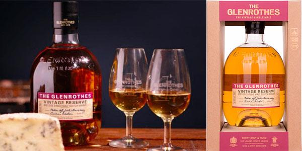 Chollo Whisky The Glenrothes Vintage Reserve de 700 ml