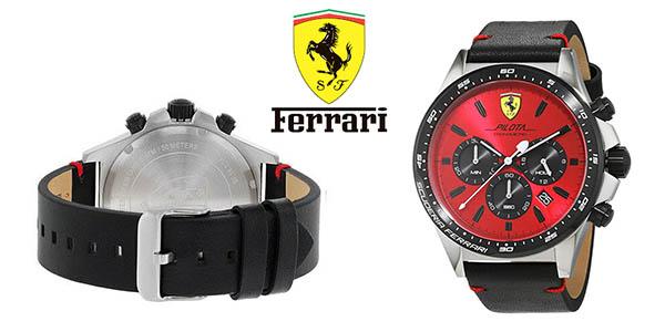 reloj Scuderia Ferrari 0830387 barato