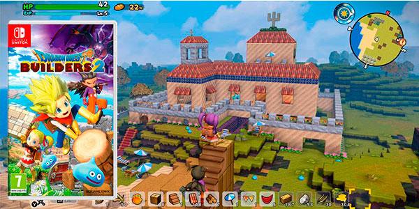 Reserva Dragon Quest Builders 2 para Switch
