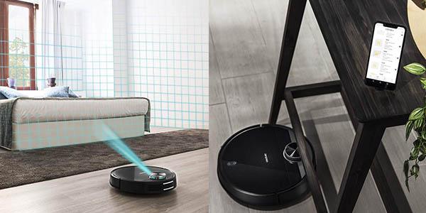 robot aspirador con fregona Cecotec Conga 3490 Elite relación calidad-precio estupenda