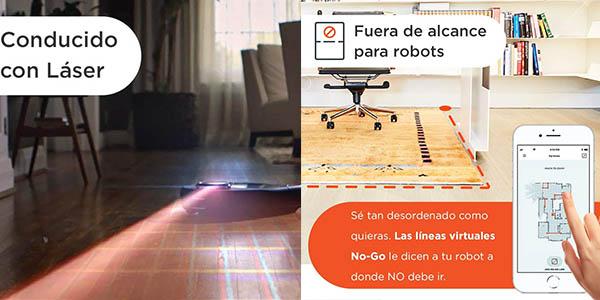 robot programable Neato Robotics D701 relación calidad-precio estupenda