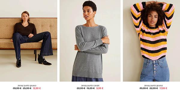 ropa en las rebajas de Mango Outlet enero 2020