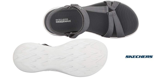 Sandalias planas Skechers On the Go 15316 chollazo en Amazon