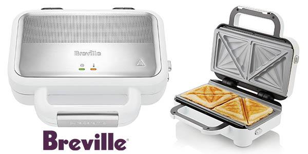 sandwichera eléctrica Breville DuraCeramic VST074X barata