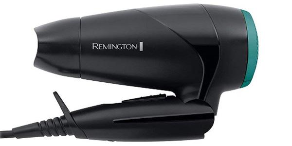 Secador de viaje plegable Remington D1500 de 2000W chollazo en Amazon