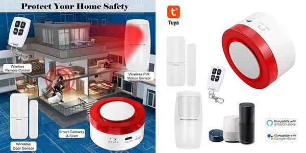 sistema de alarma inteligente Owsoo barato