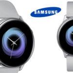 Smartwatch Samsung Galaxy Watch Active en color plata barato en Amazon