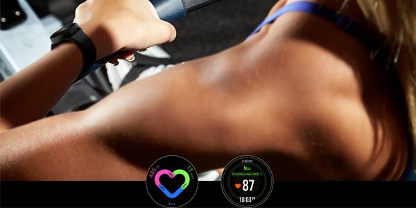 Smartwatch Samsung Galaxy Watch Active en color plata chollo en Amazon