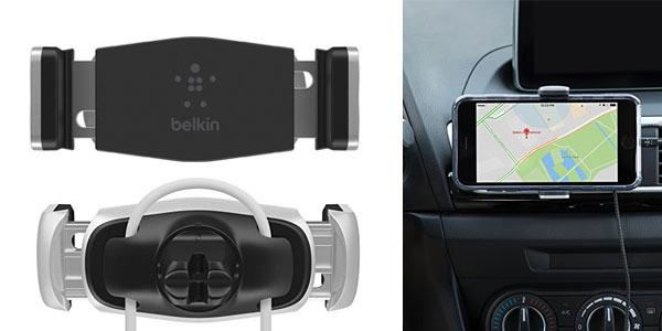 Soporte Belkin para smartphone para la rejilla de ventilación del coche al mejor precio en Amazon