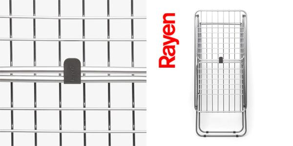 Tendedero de aluminio Rayen 0334 chollo en Amazon