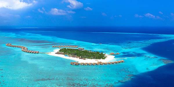 vacaciones en Maldivas en hotel de 5 estrellas con todo incluido oferta