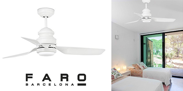 ventilador de techo Faro Barcelona 33498 Phuket barato