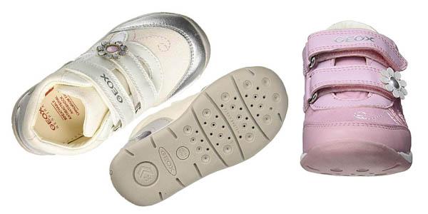 zapatillas para bebés Geox Baby Each Girl chollo