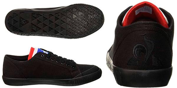 Zapatillas Le Coq Sportif Nationale Triple Black baratas