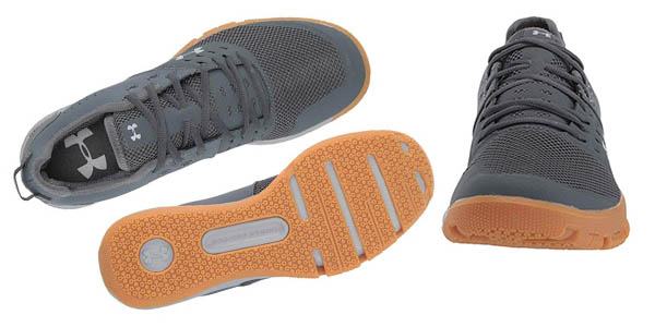 zapatillas Under Armour Charged Ultimate 3.0 chollo