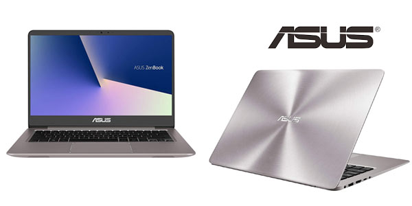 Portátil ASUS ZenBook UX410UA-GV028T barato en Amazon