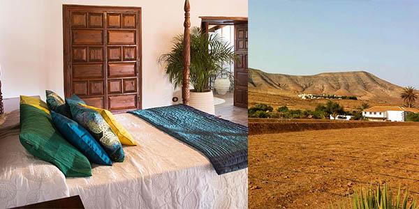 Agroturismo desierto Fuerteventura relación calidad-precio estupenda
