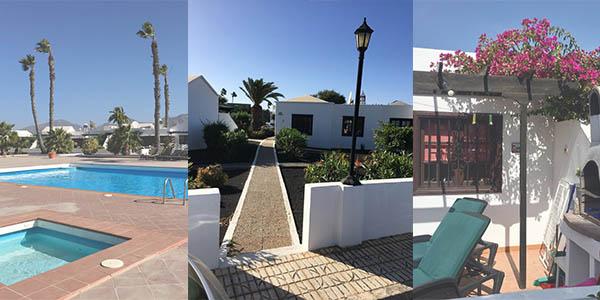 apartamento en Lanzarote con piscina barato