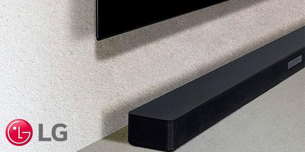 Barra de sonido LG SK5 2.1 de 360 W barata