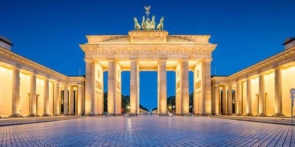 Berlín escapada barata en hotel céntrico