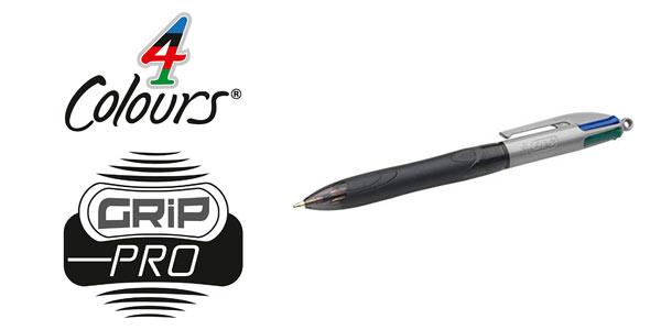 BiC Grip Pro 4 Colours en oferta