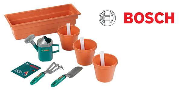 Bosch Theo Klein-2781 set de plantas infantil barato
