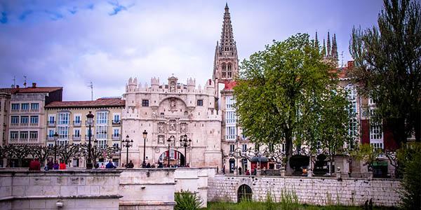 Burgos hoteles y apartamentos de relación calidad-precio estupenda