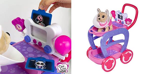 varro veterinario Chi Chi Love con accesorios y perrito oferta