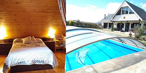 casa rural con piscina en Logroño barata