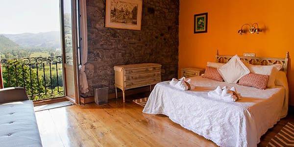 Casona Belmonte alojamiento rural barato en Asturias