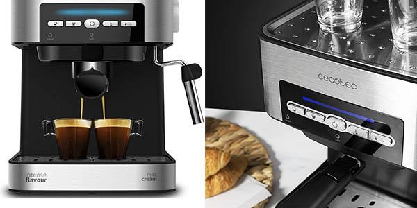 Cecotec Power Espresso cafetera eléctrica digital relación calidad-precio alta