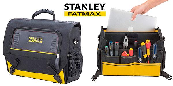 Bolsa Stanley Fatmax FMST1-80149 para ordenador y herramientas